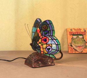 Art 800 Lámpara de mesa Tiffany