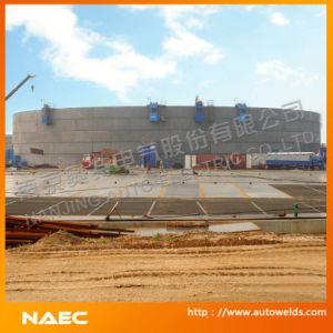 Máquina de solda do tanque e máquina de construção do tanque (cadeia SEFG/AGW)