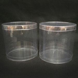Freie Plastikzylindergefäße (runder Kasten des HAUSTIERES)
