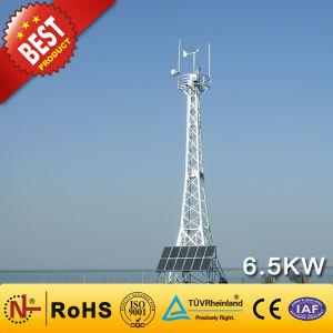 잡종 Wind Solar Generator (5kw+1.5kw)