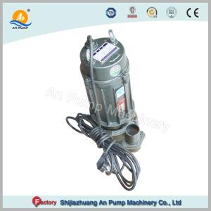 Eaux usées submersible Pompe centrifuge antibourrage