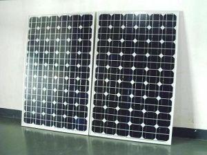 Les panneaux solaires (SCW-200M18IIIH)