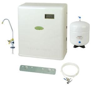 Construido en la etapa 5 del sistema de filtro de agua RO