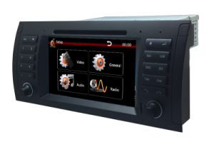 BMW E39 (AS-8816)를 위한 차 오디오 시스템