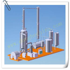 Used Fuel Oil Recycling to Diesel Plant with CE/ISO (JL-2)