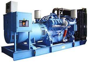 1778Ква Mtu дизельных генераторных установках