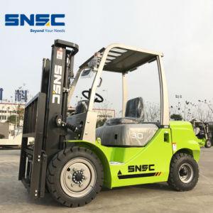 Snsc 3ton carretilla elevadora Diesel a Argelia