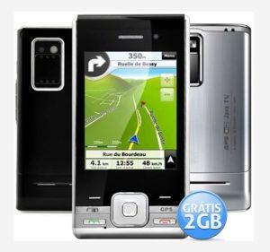 Telefono mobile di GPS WiFi (F029G)