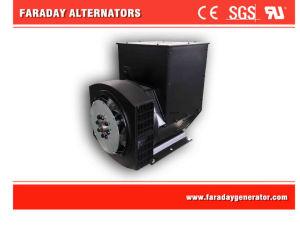 80-200KW trois (ou) Phase unique diesel industriels générateur de l'alternateur synchrone sans balai