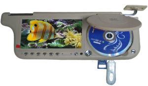 monitor della visiera DVD di 7inch Sun con la TV con la trasmissione di FM (WK-703)