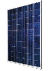 Poli modulo solare 230w di alta efficienza con 6 '' cellule