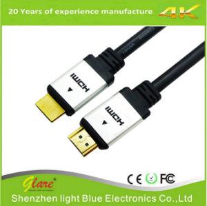 Cavo di HDMI placcato oro in lega di zinco Premium