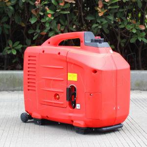 비손 3kw 변환장치를 가진 야영 사용 디지털 휴대용 발전기