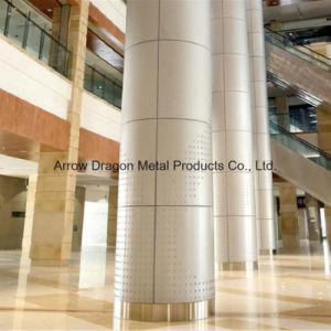 De PVDF Anti-Seismic à prova de alumínio alveolado painéis para Exposição// luminária de painel de infill