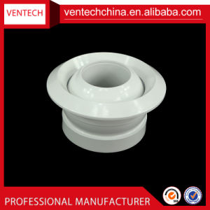 Los proveedores de China del globo ocular de aluminio Boquilla Jet difusor de aire