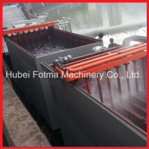 Tratamento profundo para diversos tipos de águas residuais, Máquina de esgotos