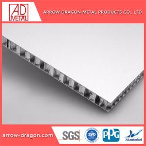 Painéis de favo de alumínio leve para mobiliário