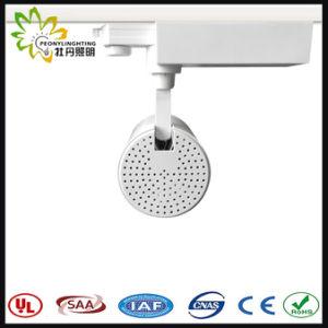 Populäres 20W LED Tracklight mit schönem Shell 20W PFEILER Spur-Punkt-Licht