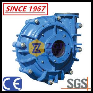 Heavy Duty double couche horizontale de l'exploitation minière de la pompe centrifuge Ah lisier