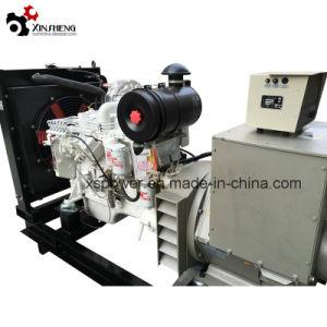 6bt5.9-GM80 80kw/1500rpm Cummins 배 발전기 세트 & 바다 디젤 엔진