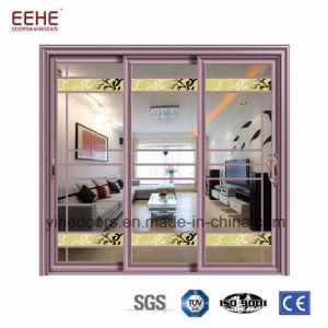 Taille Standard Patio en aluminium porte coulissante et Windows