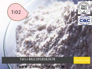 Het Dioxyde van het Titanium van de Prijs van het Rutiel Anatase van de Fabrikant van China TiO2 99%Min