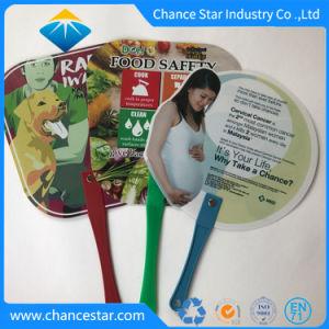 Cadeau promotionnel Ventilateur en plastique avec poignée de main PP