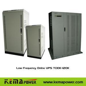 保証3年の間Tc80K-120K産業オンライン低周波UPS