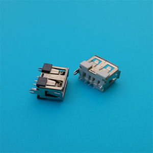 Grande unilateral de um arpão de porta Tipo de conector USB 2.0