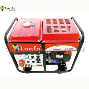 Generatore elettrico del Portable della benzina 10kw del motore V-Gemellare durevole