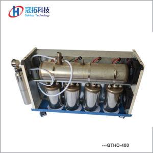 Machine van de Generator van Hho de Acryl Oppoetsende voor Juwelen