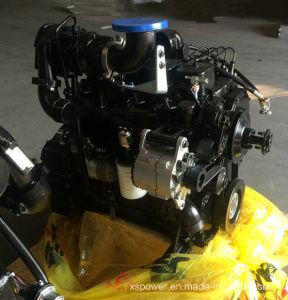 De Dieselmotor 4btaa3.9-C125 van Cummins Turbocharged voor Constructiewerkzaamheden