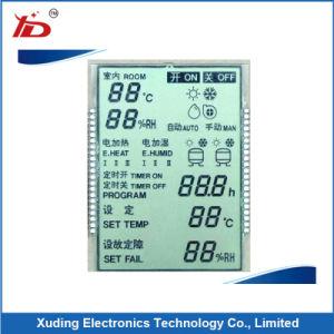 Afficheur STN LCD avec rétroéclairage blanc