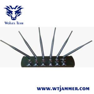 Justierbarer Antenne WiFi GPS der Leistungs-6 Handy-Hemmer