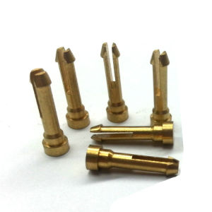 Usinagem CNC automação metais cobre peças de cobre