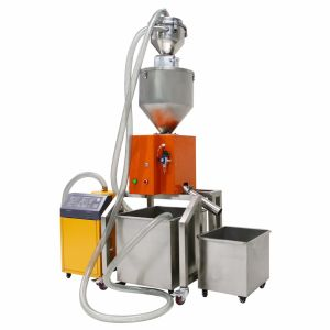 Recyclage du plastique Séparateur de métal du détecteur de métal