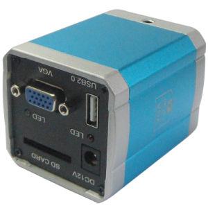 macchina fotografica industriale del microscopio del USB del VGA della macchina fotografica 1080P