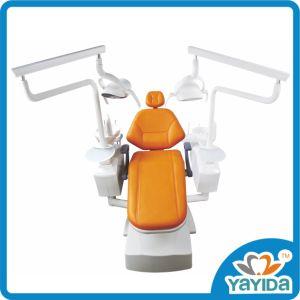 Sillón dental de alta calidad con el sensor de luz LED de funcionamiento