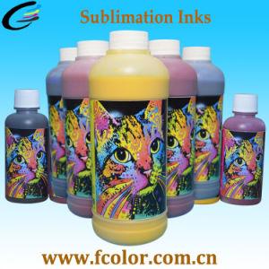 EpsonプリンターとのTシャツの印刷のための染料の昇華インク