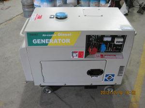 8 квт 3 фазы дизельных генераторных установках портативный генератор для домашнего использования