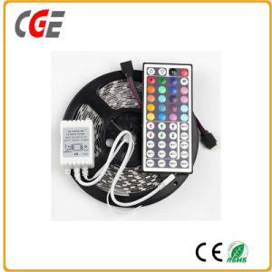 Indicatore luminoso della corda del LED intorno a 2 collegare rossi per l'indicatore luminoso di Decorationled di natale