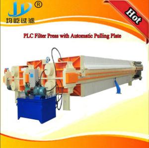 Control de PLC de mineral de eficiente filtro prensa