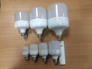 20W 30W 40W 50W Modelo T Alumínio Plástico Lâmpada LED da lâmpada