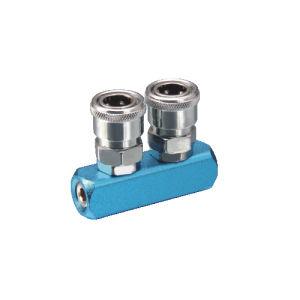 Los componentes neumáticos Racores de aire (LME-2)