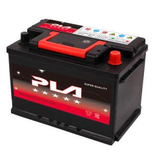 12V 72AH NORMA DIN de chumbo-ácido selada recarregável de armazenamento da bateria do carro