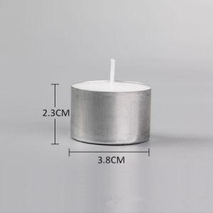 8 Stunden-Öllange Burning-Wachs Tealight Kerze