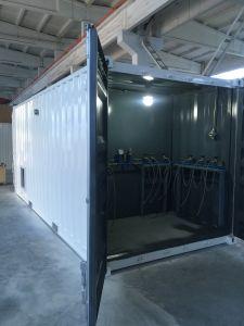 공급의 Brotie Brho-10 산소 세대 시스템 범위