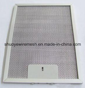 Filtri dal cappuccio dell'intervallo per il filtro dell'olio del cappuccio della cucina del forno di torrefazione dell'anatra (gas) (fabbrica)