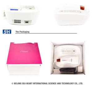 Bewegliche IPLmaschine für Superhaar-Abbau (SHR) und Haut-Verjüngung