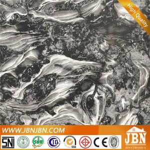 het Marmer van 80X80cm kijkt de Verglaasde Microcrystal Tegel van de Vloer van de Steen K Gouden (JK8306C2)